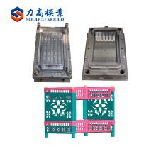 China new type shoe rack mould,shoe shelf mould maker