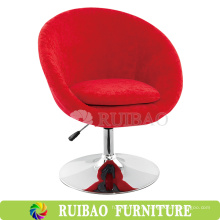 Тканевый поворотный стул для стула