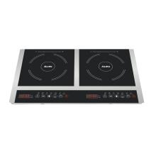Cocina de inducción de la sobremesa de los quemadores doble del CE CB Model SM20-DIC05