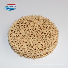 Керамический фильтр пены для литейного производства -Зю , алюминия,циркония