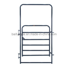 Economy Powder Coating E-Coated Cattle Corral Panel Gate Panel