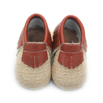 Wholesales Popular Real Baby Baby Moccasins