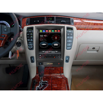 Crown 2005 Tesla Android autoradio Bluetooth