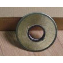 Edelstahl-Multilayer-Extruder-Siebpackungen mit punktgeschweißten oder Rahmenkanten