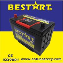 Bateria superior JIS 65D31r-Mf do veículo de Bestart Mf da qualidade 12V70ah