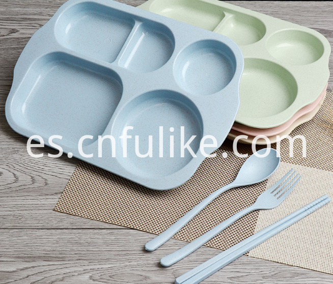 Wheat Straw Dinnerware