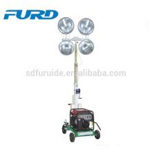 Torres de luz de mastro verticais LED para iluminação móvel industrial (FZM-1000B)