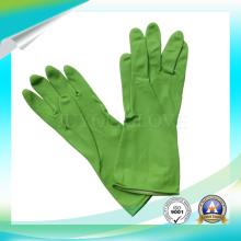 Gants de travail de nettoyage au latex de haute qualité pour la sécurité des ménages avec SGS approuvé