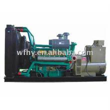 Générateur diesel 350KW Alimenté par Wudong Engine