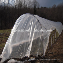Película plástica de 120 g PE para invernaderos pequeños y mini invernaderos