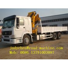XCMG 7500kgs Truck Mounted Lift Truck Mounted Cranes