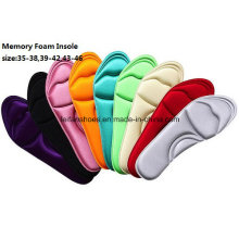 New Design High Quality Breathable Memory Foam Sport Insole (FF506-1)