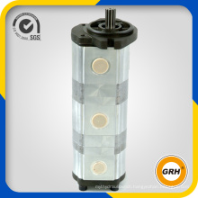 Three Hydraulic Gear Pump Triple Hydraulic Pump