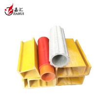 Tubo de pultrusión FRP / Tubo hueco de fibra de vidrio / FRP redondo