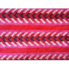 Knit Fabric for Knitting Baby Blanket Wrap Throw