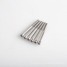 O parafuso de aço inoxidável personalizado da perfuração do auto de M3x50mm encanta os parafusos principais