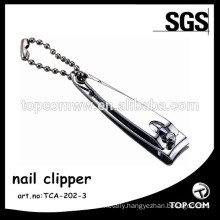 provide custom finger nail clippers with chain