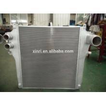 Fournisseur d'alimentation HINO intercooler camion pour HINO 500 intercooler, OE: 17940-E0491