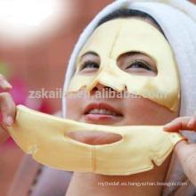Máscara de cristal collier antienvejecimiento donna bella Máscara de oro 24k