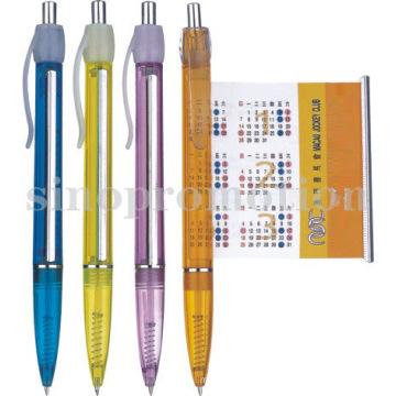 Werbeartikel Kunststoff Papier Flagge Banner Stift (GP2263)