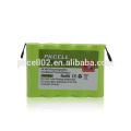PKCELL PK-0092 AA700mAh bateria de telefone sem fio 6V NiMH para Sinus 11