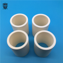 insulating 99% 99.5% alumina Al2O3 ceramic tube