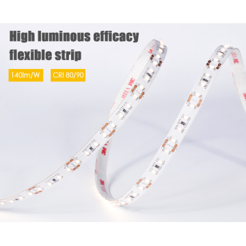 Non-imperméable smd 3014 flexible black pcb smd led strip