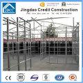 Structure en acier à structure modulaire Maison préfabriquée