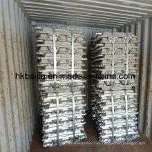 Fábrica Directamente --- SHG --- Lingote de Zinc 99.995%