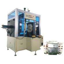 Big Power Long Stack Longueur Pompe Stator Horizontal Type Bobine Machine de formage final