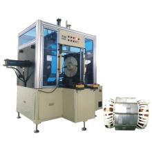 Big Power Long Stack Length Pump Stator Horizontal Type Coil Final Forming Machine