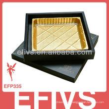 2013 caja de regalo delicada de la joyería de la cartulina de la venta caliente / bolso de empaquetado