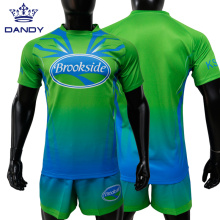 Sublimasi Kustom Mens Rugby Jerseys