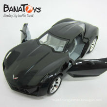 1:32 music and light pull back die cast model car