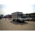 FOTON Flammable Gas Transport Van Truck
