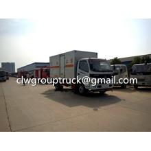 FOTON Flammable Gas Transport Van Truck