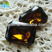 diamante de pedras de fantasia de vidro de alta qualidade