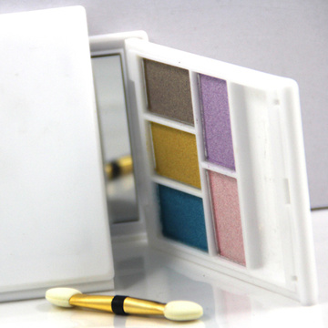 Venta al por mayor cinco colores Hot Sell Mineral Eyeshadow