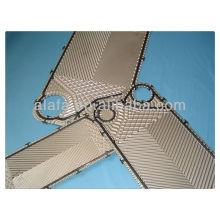 Sondex relacionados a placa de aço inoxidável de transferência de calor S21
