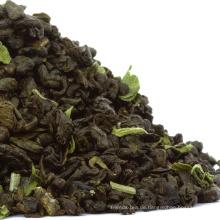 Soem-chinesischer bester gemischter frischer grüner Minze-Schießpulver-Tee-marokkanischer tadelloser Tee / marokkanischer grüner Tee