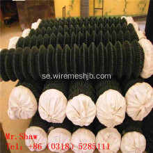 PVC Coted Chain Link Fence 50MMX50MM