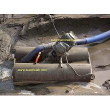 Pompe centrifuge verticale à boues de la série Fy