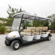 Ce approuve la voiture de tourisme électrique 11 Seaters pour l'aéroport