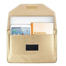 2015 Fashional PU Leather Sleeve for Apple Labtop Unisex