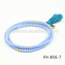 bracelets en silicone personnalisés pas cher avec breloques bracelets
