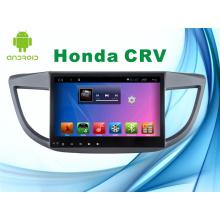 Système de navigation système Android pour Honda CRV 10,1 pouces avec lecteur de voiture DVD
