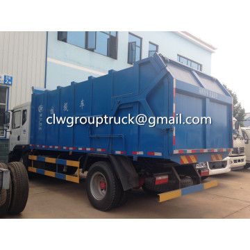 DONGFENG 4X2 14 Cubic Meter Truck Truck