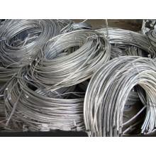 Chutes de roue en aluminium Al 95% Min