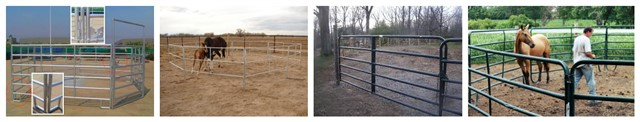 horse fencing system