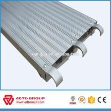 Tabla de aluminio completo para construcción 7'8'9'10 '